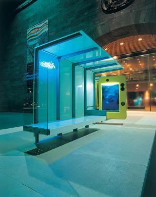 Bus Shelter House | SGA: Sean Godsell Architects