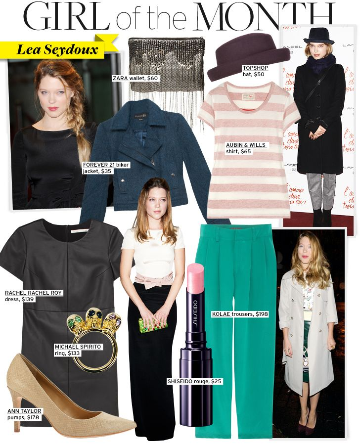 Some fun pieces for winter/spring transition!