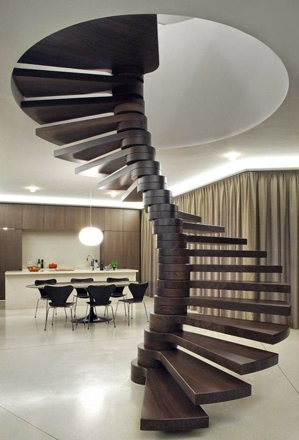Best 25 spiral staircase dimensions ideas on pinterest for Spiral stair design