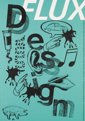 Niklaus Troxler, 2004 - Flux Design Biennale