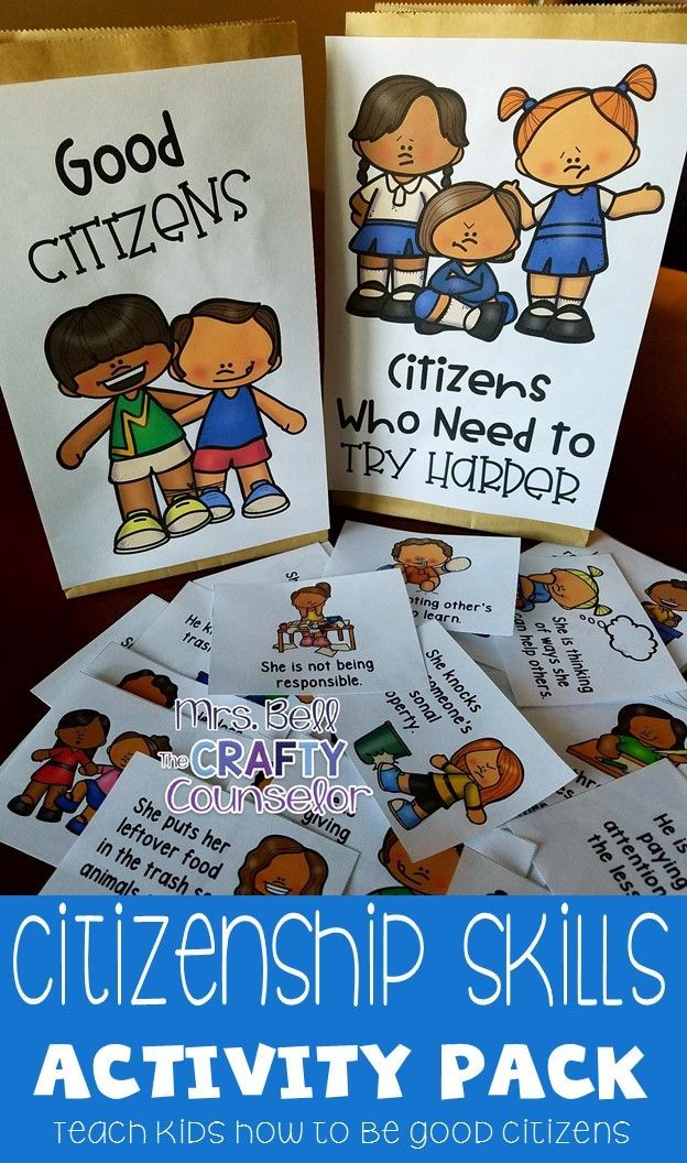 Teach students how to be a good citizen with this good citizen super pack!