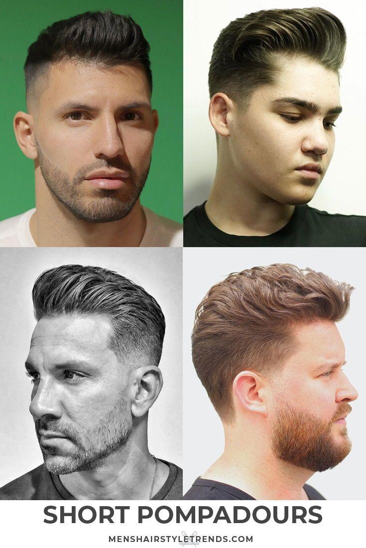 70 Pompadour Haircuts Ultimate Guide To Classic Modern Styles 2020 Pompadour Haircut Mens Hairstyles Pompadour Pompadour