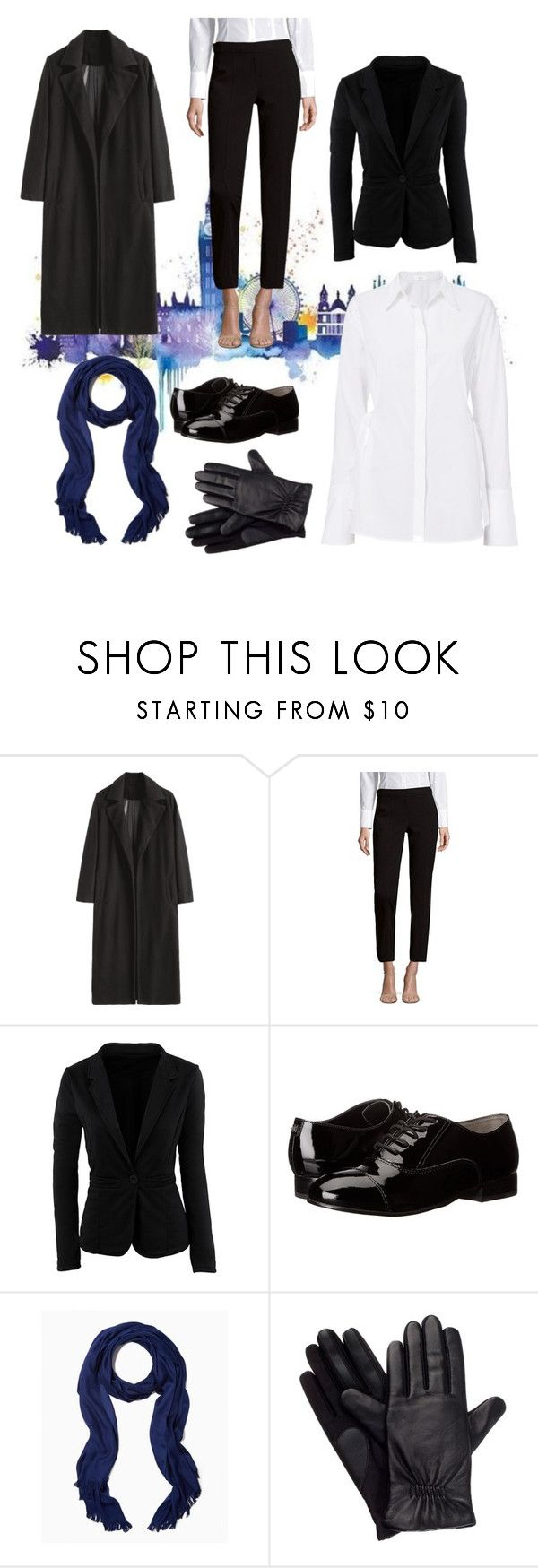 """Sherlock Holmes BBC inspired outfit"" by giulia-barsotti ❤ liked on Polyvore featuring Calvin Klein, WithChic, Ivanka Trump, Isotoner, A.L.C., men's fashion and menswear"