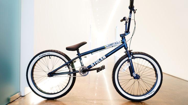 Stolen BMX Brand Compact! www.rbinc-sports.com