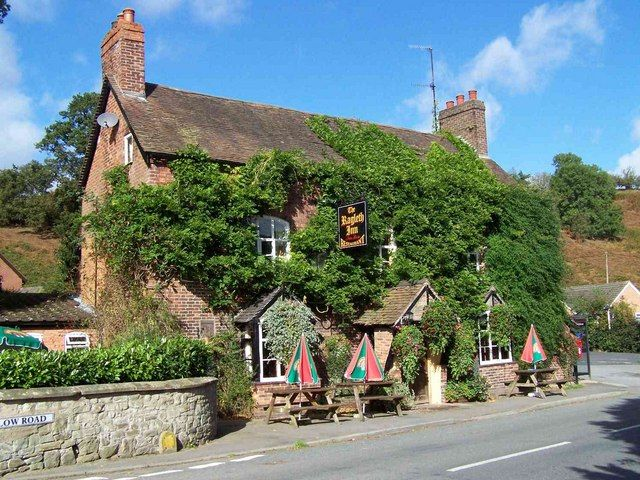 The Ragleth Inn, Little Stretton - UK