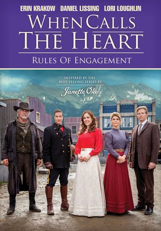 Checkout the movie 'When Calls the Heart: Rules of Engagement' on Christian Film Database: http://www.christianfilmdatabase.com/review/calls-heart-rules-engagement/