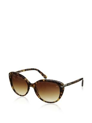 64% OFF Nina Ricci Women's NR3728 Sunglasses, Havana/Multi