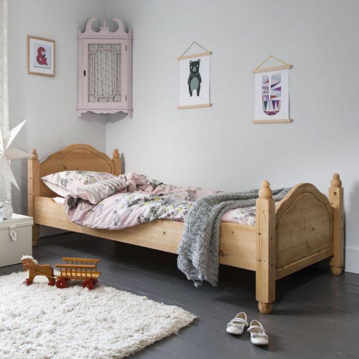 Clever Mini Me Style Furniture Ideas For Childrens Rooms Single BedsPine