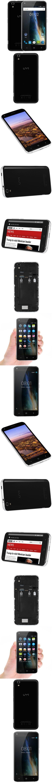 UMi LONDON Rugged Phone 3G Smartphone