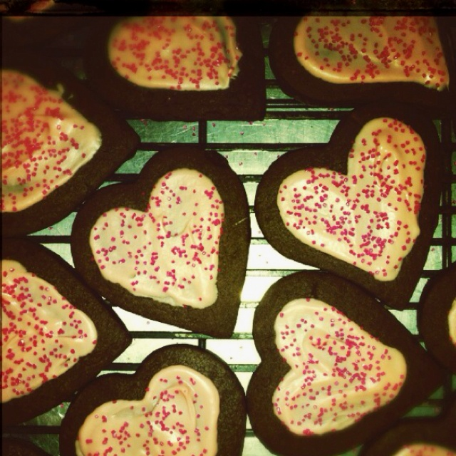 pioneer woman valentine's day cookies