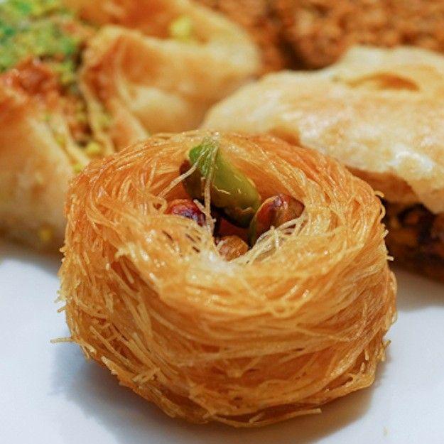 Pasta Kataifi, algo más que un simple ingrediente