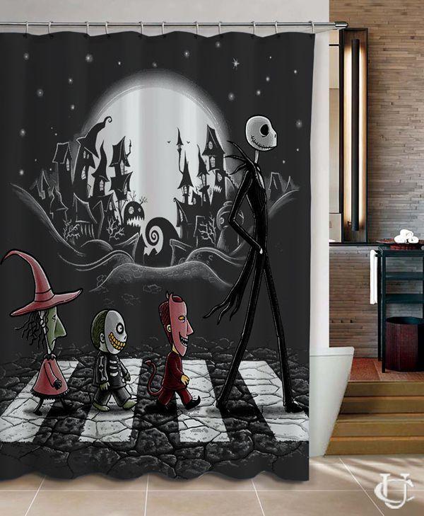 The Nightmare Before Christmas Beatles Mash Up Halloween Road
