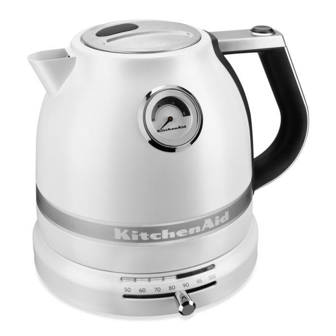 Kitchenaid Pro Line 1 5 Liter Electric Kettles Electric Tea