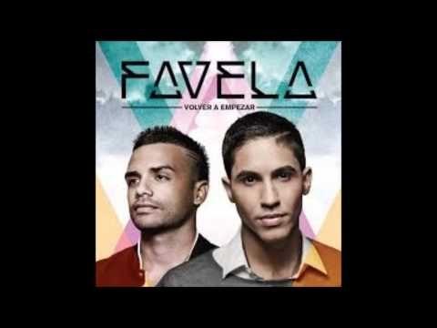 """Ya está disponible la primera producción discográfica de Favela titulada """"Volver a empezar"""". El disco del dúo integrado por Gaby y Giovy incluye 10 temas iné..."""