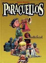 Paracuellos by Carlos Gimenez