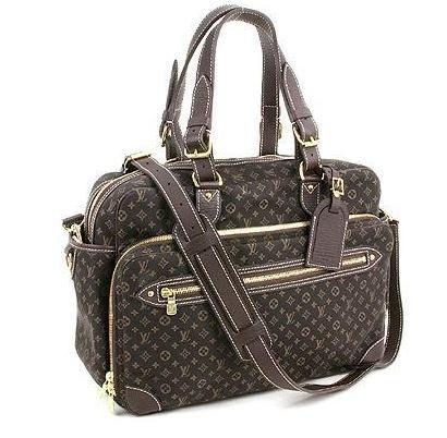 Louis Vuitton Diaper bag :) #bags #fashion