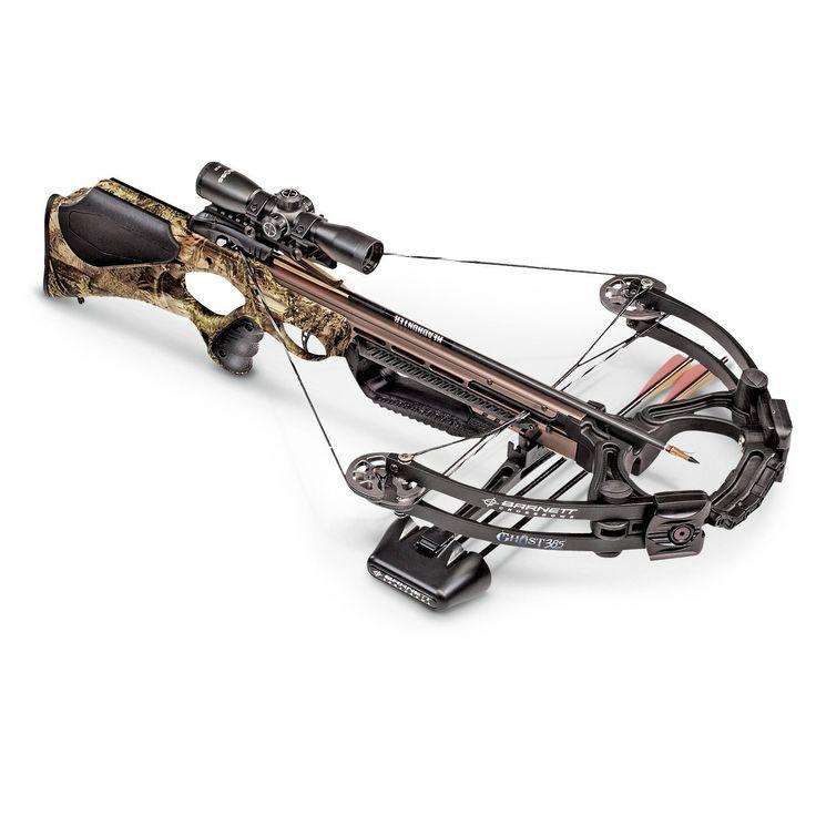 Produk Crossbow - Barnett Crossbows Ghost 385 CRT | Pusat Komando