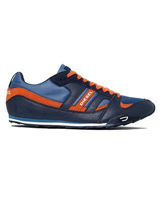 Diesel Shoes, Long Term Gunner Sneakers - Mens Diesel - Macy's