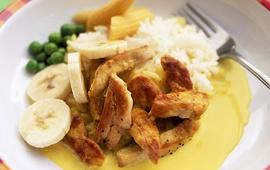 Djungelgryta - perfekt lättlagad mat som barnen älskar!