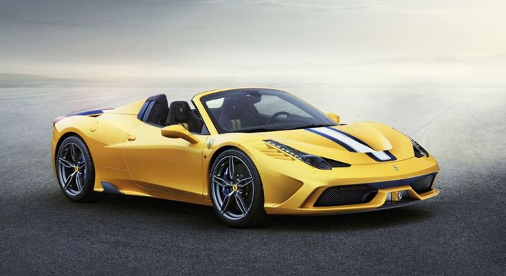 The Top Five Special Edition Ferrari Models of All-Time