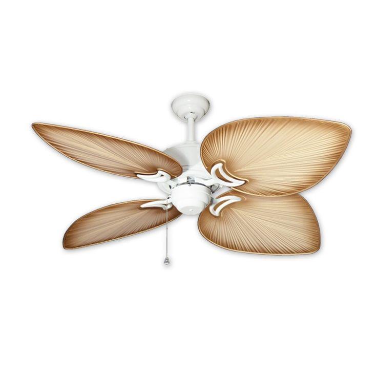 Outdoor Tropical Ceiling Fan