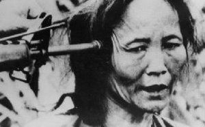 March 16, 1968 An innocent Vietnam woman shot during the My Lai Massacre. US Army troops opened fire on unarmed women and children. Lt. William Calley was convicted for giving the orders.