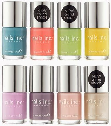 Nails inc pastel and nails on pinterest