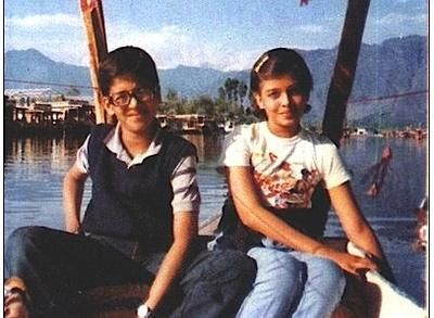 Aishwarya Rai childhood photos, Bollywood Celebs, Childhood Stars, Unseen childhood pictures, Rare Pics Of Bollywood Celebrities
