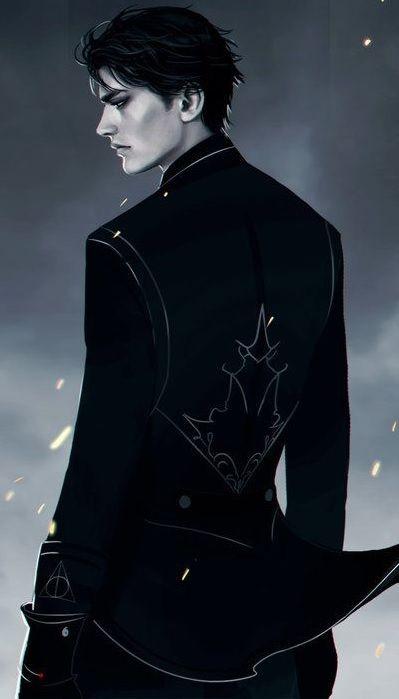 Lykaios. The Raven Prince.
