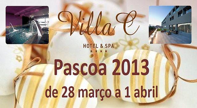 Promoção de Pascoa 2013 do Villa C Hotel em Vila do Conde a partir de 200€ 2PAX / 2 Noites | Vila do Conde | Escapadelas ®
