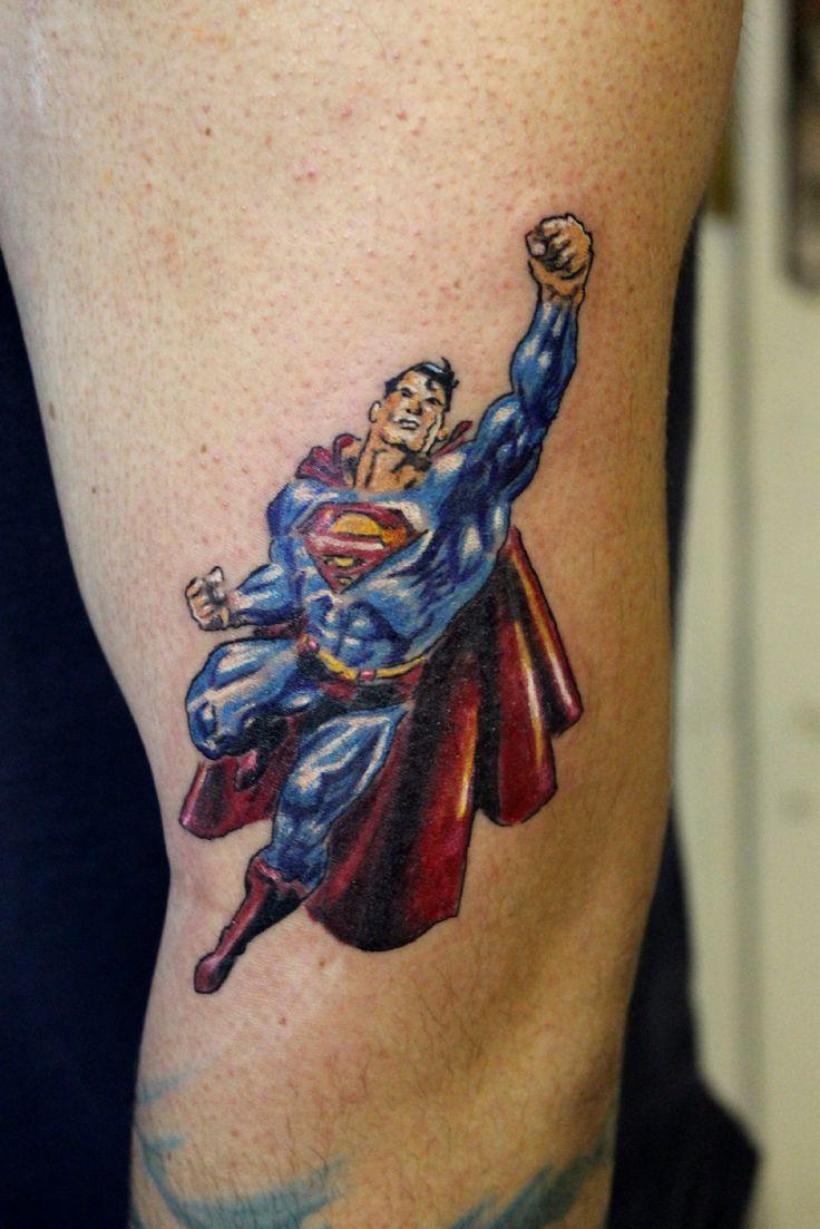 #tetoválás #szolnok #pinterart #pigmentplanettattoo #tattoo #superman