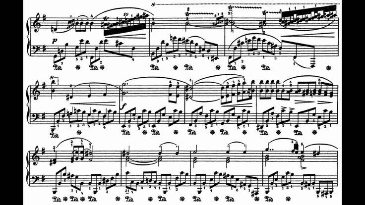 Chopin Nocturne Op.72 No.1 By Arthur Rubinstein (19/154)