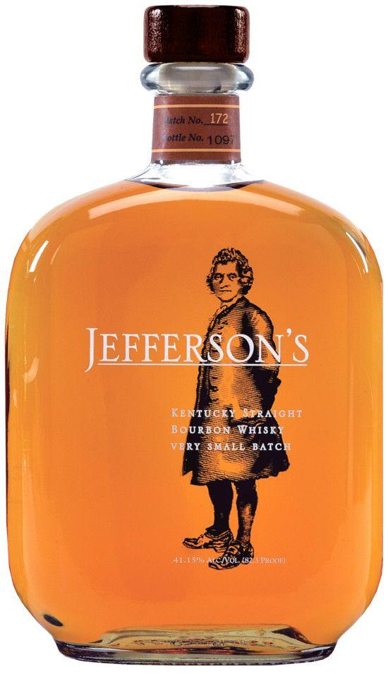 Jefferson's Bourbon - Drink of the Week