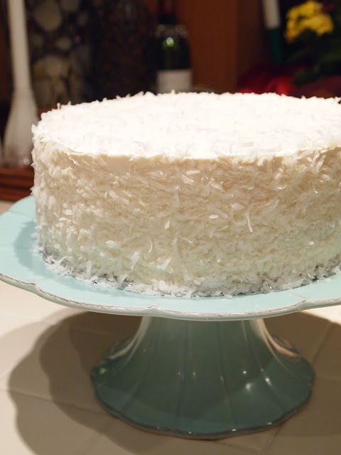 Coconut Layer Cake America S Test Kitchen