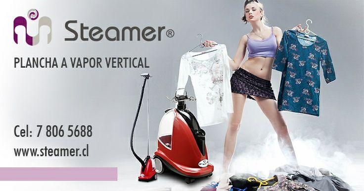 Plancha a vapor vertical Producto de importación directa www.steamer.cl