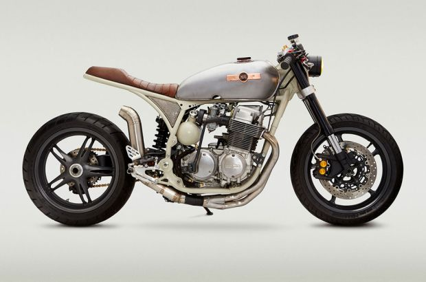 Honda CB 750 by Classified Moto