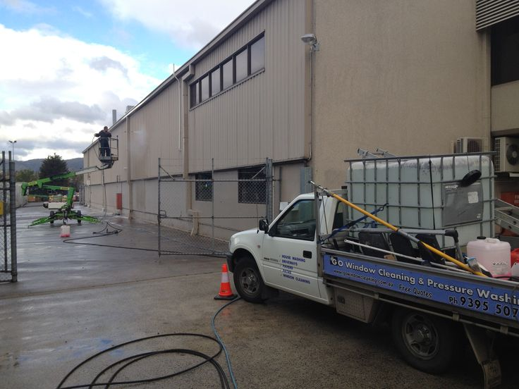 Go Cleaning are specialists in all types of commercial cleaning.