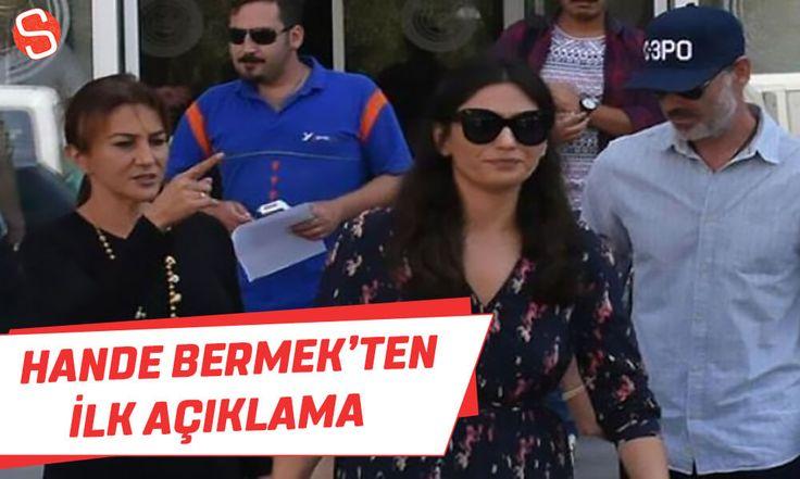 Hande Bermek'ten boşanma sonrası ilk açıklama #handebermek #muratbaşoğlu #boşanma #basınaçıklaması