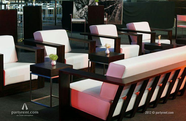 Indoor Lounge 'Palisander'   Indoor lounge 'Palisander'