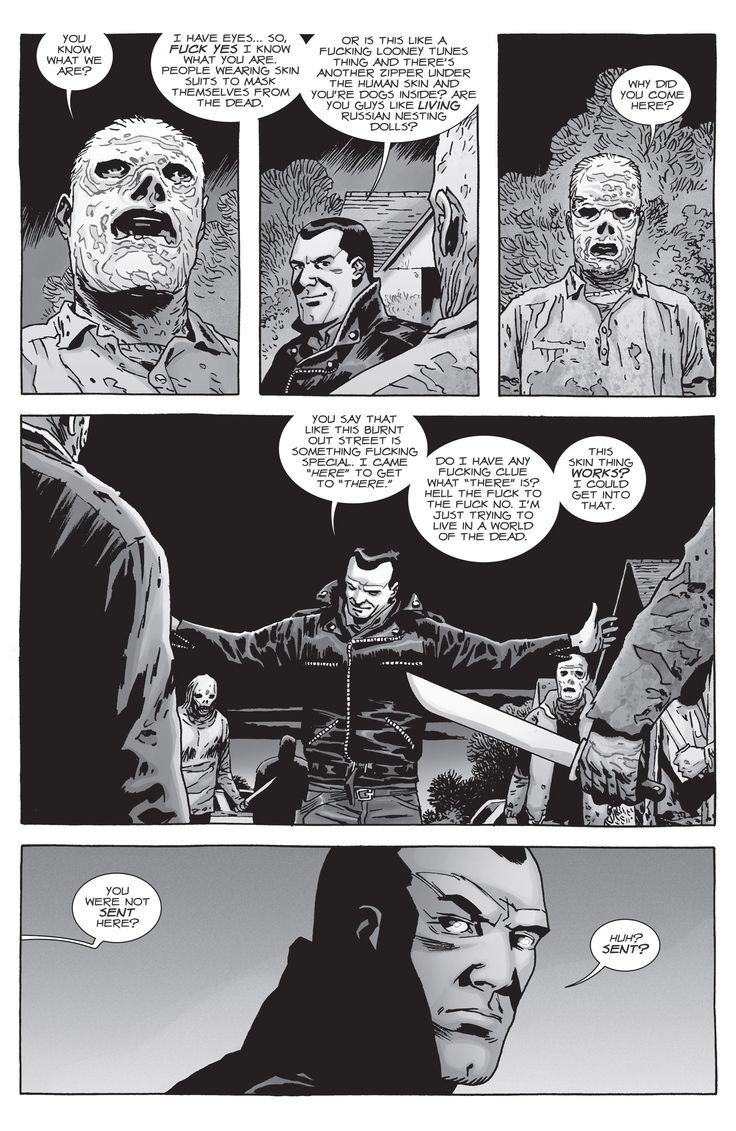 The Walking Dead Issue #154 - Read The Walking Dead Issue #154 comic online in high quality