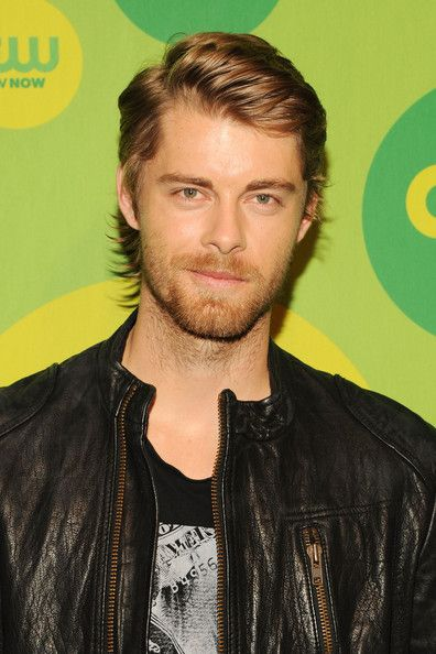Luke Mitchell Actor Luke Mitchell attends The CW Network's New York 2013 Upfront Presentation at The London Hotel on May 16, 2013 in New Yor...