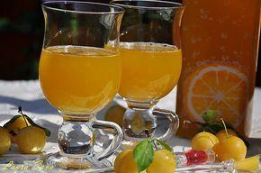 Nectar de corcoduse galbene (mirabele)