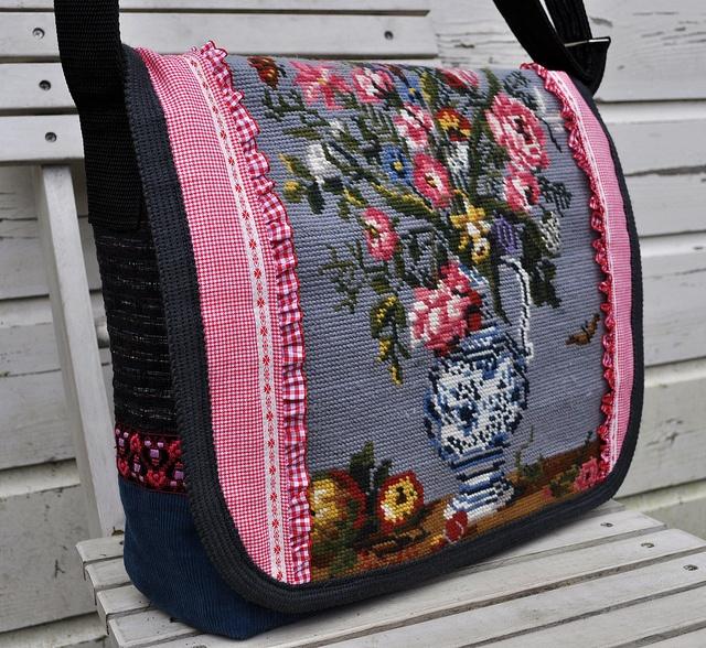 bag by dutch-colours, via Flickr