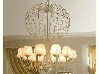 Luminária de teto com luz direta TIFFANY | Luminária de teto - Dolfi