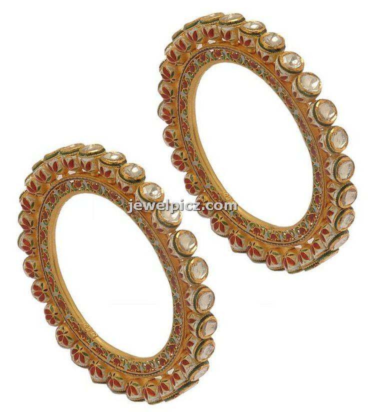 Antique Polki Jewellery Tanishq | Latest Indian Jewellery designs