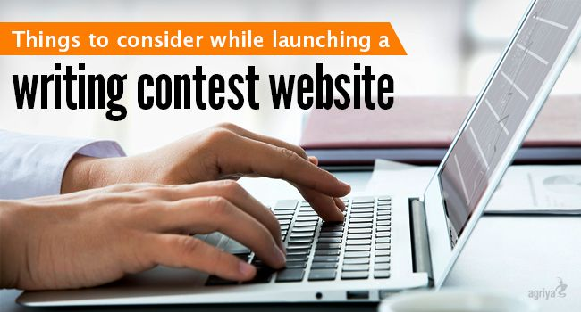 There is increasing popularity for the writing contest websites. This is a great opportunity for the #entrepreneurs to create a unique website for holding writing contests. In order to create a website for this business model, there are some important things you should consider while launching a writing #contestwebsite. Get to know more about the topic on, http://techandmarket.blogspot.in/2015/07/launching-writing-contest-website.html