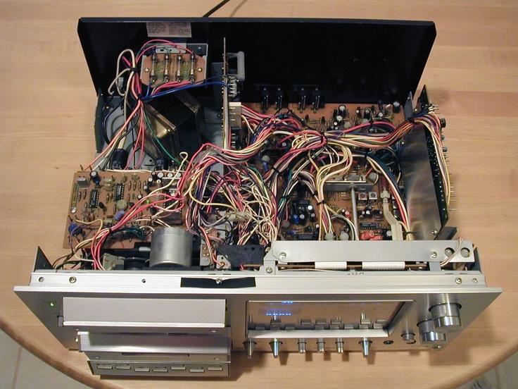 Pioneer CT-F1250 9e6d2e0d75507552a06eec7de5d8ecf4