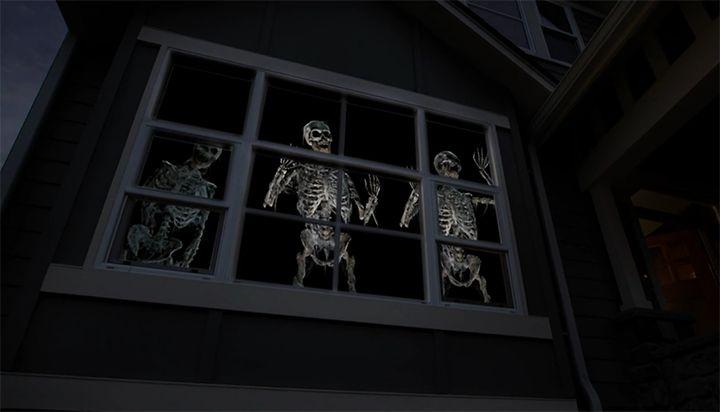 Halloween Haunts Go High-Tech with AtmosFX Digital Decorations