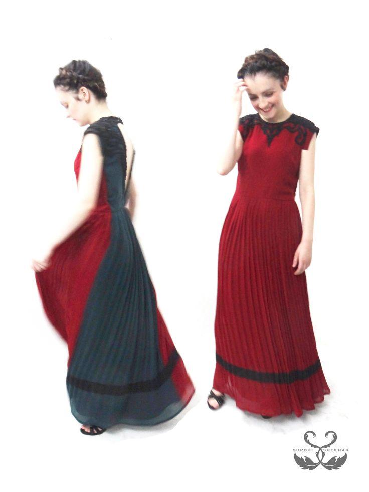 Surbhi*shekhar clothing