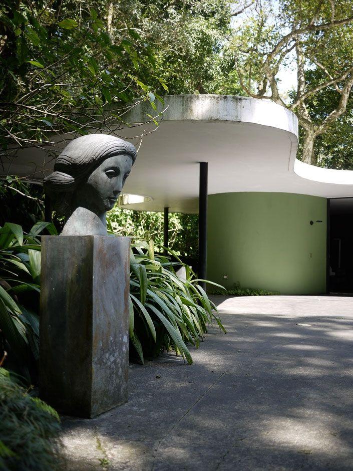 Oscar Niemeyer, 1907 - 2012 Casa das Canoas, 1952, Rio de Janeiro